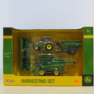 Ertl John Deere Harvesting Set  1/64 JD-45443-B