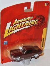Forever 64 r6 - 1965 Ford Mustang-Aubergine - 1:64 Johnny Lightning