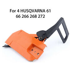 For 4 HUSQVARNA 61 66 266 268 272 Chainsaw Chain Guard Brake Assy Clutch Cover