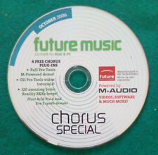 CD/DVD Compilation FUTURE MUSIC MAGAZINE SAMPLER October 2006 samples no lp (C2)