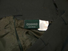 Green Skirt Size 12 / 14 BY CANDA Check exact size