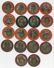 1985 7-11 Slurpee Coins - Pick from Pulldown Menu