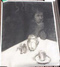 Gravure aquatinte pointe sèche George SEGAL etching aquatint handsigned Helen *