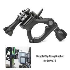 360° Bicycle Handlebar Mount Tube Fixed Seat Clip Fixing Bracket for GoPro 7 6