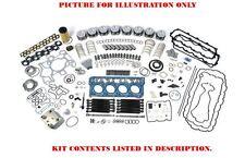 Holden 186 Red Motor Engine Rebuild Kit - All models