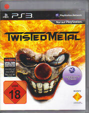 Twisted Metal ( PlayStation 3 )