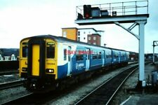 PHOTO  CLASS 150 SPRINTER 2-CAR DMU NO 150 264 AT CARDIFF (CENTRAL) OF ARRIVA TR