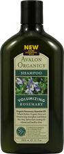 Shampoo Volumizing Rosemary, Avalon Organics, 11 oz
