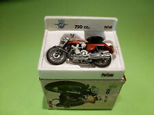 POLISTIL POLITOYS GT 55 MV AUGUSTA  750 - 1:24  - VERY GOOD CONDITION - IN BOX