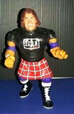 Custom WWF WWE Hasbro WCW ICON  Rowdy Roddy Piper