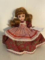"Madame Alexander 8"" LITTLE WOMEN JO 1999"
