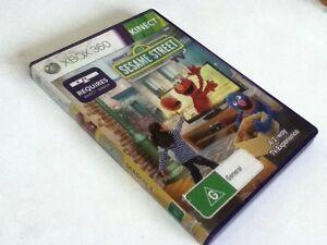 SESAME STREET SEASON 1 XBOX 360 VOLUME 1 DISC ONLY