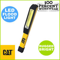 Genuine CAT Caterpillar LED Work Flood Effect Bright Light Handy Small Spaces