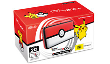 Nintendo 2DS XL Poke Ball Edition Red/White Console - Brand New - 5% Off