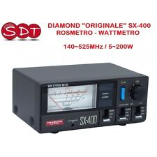 Diamond Original Sx-400 Swr-Messgerät - Leistungsmesser 140 ~525mhz/5~ 200w