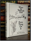 Where The Sidewalk Ends by Shel Silverstein Sealed Leather Gift Edition Hardback