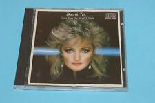"CD BONNIE TYLER ""FASTER THAN THE SPEED OF NIGHT"" 9 TÍTULOS / CBS 1983, MB ESTADO"