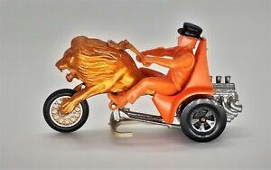 Hot Wheels RRRumbler Centurion Orange and Gold - Track-Rack - Worldwide Shipping
