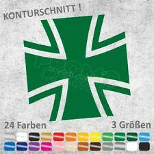 Eisernes Kreuz Bundeswehr Aufkleber Sticker Autoaufkleber (3 Größen)