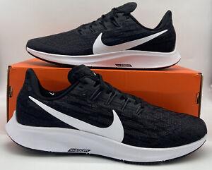 Nike Air Zoom Pegasus 36 Black/White-Thunder Grey AQ2203-002 Men's Size