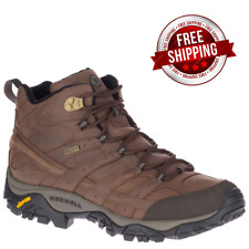 Men's Moab 2 Prime Waterproof Soft Toe Hiking Boots ~ very Good & Comfort!
