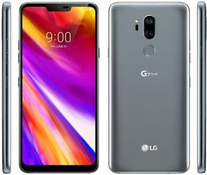 LG G7 ThinQ or Plus G710 64/128GB Sprint AT&T OR GSM Unlocked Android Smartphone
