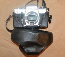 PRAKTICA PLC 3 Kamera Gehäuse Camera Body mit Tasche