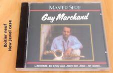 Guy Marchand - La passionata  Moi je suis tango  Taxi de nuit  Hey crooner … CD