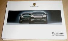 Porsche CAYENNE (9PA).Uso Manutenzione anno 2003