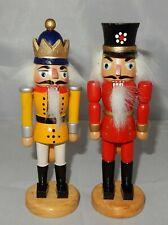 Konvolut Nussknacker Weihnachtsdekoration Soldat König