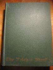 RARE THE BELCHER FAMILY W.H BELCHER DETROIT MI 1941 1ST EDN GENEALOGY 250 COPIES