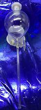 Scheidetrichter Tropftrichter 250ml 0,25l Birnenform mit Stopfen