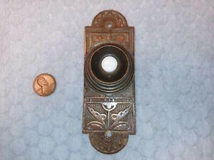 Door Bell Electric Bronze Hopkins's & Dickenson