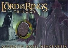 Lord of the Rings Trilogy Chrome The Witch-King's Robe Costume Card