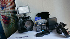 PANASONIC LUMIX DMC-GH4 4K Ultra HD M43 Camera + 14-42mm Lumix G Lens & EXTRAS