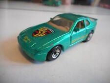 Matchbox Porsche 944 Turbo in Green