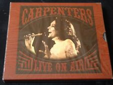 Carpenters - Live on Air (Live Recording CD 2010) CLOSE TO YOU TOP OF THE WORLD