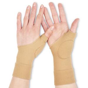Thumb Support Arthritis x 2 Gel Brace Splint Compression Right Left Hand UK