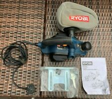 Ryobi EPN-6082 Corded Power Planer with Dust Bag, Accessories & Manual