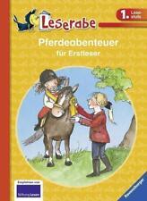 Pferdeabenteuer für Erstleser von Cornelia Neudert und Judith Allert (2015, Gebundene Ausgabe)