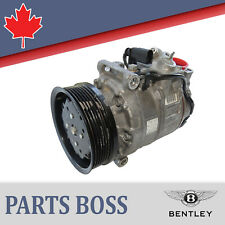 Bentley Continental 2003-2017 OEM A/C Compressor 3W0820803
