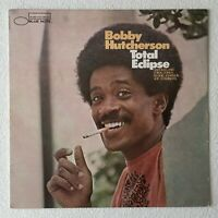 BOBBY HUTCHERSON ~ TOTAL ECLIPSE ~ 1985 US 5-TRACK DMM REMASTERED VINYL LP