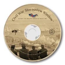 CIVIL WAR STEREOVIEW 3D ANAGLYPH CONVERSION DVD