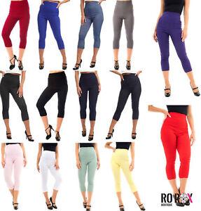 Ro Rox Capri Pants Pedal Pushers Rockabilly Vintage Pinup Retro 1950's Trousers