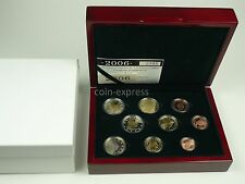 *** EURO KMS LUXEMBURG 2006 PP nur 2000 St 2 x 2 Euro Münze Luxembourg Coin Set