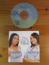 cd single Brandy & Monica - The boy is mine
