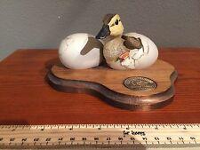 Lac La Croix Ducks Unlimited Ducklings Sculpture