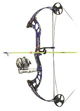 2019 Pse Muddawg Orange Compound Bow Right Hand 30-40# Reel Pkg