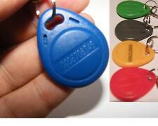 10x RFID Transponder Codeschloss Schlüsselanhänger Keyfob key 125 Khz EM410x