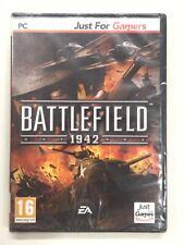 battlefield 1942   jeu pc cd rom neuf sous blister c1